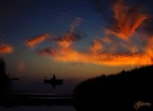 Felhőket horgászó